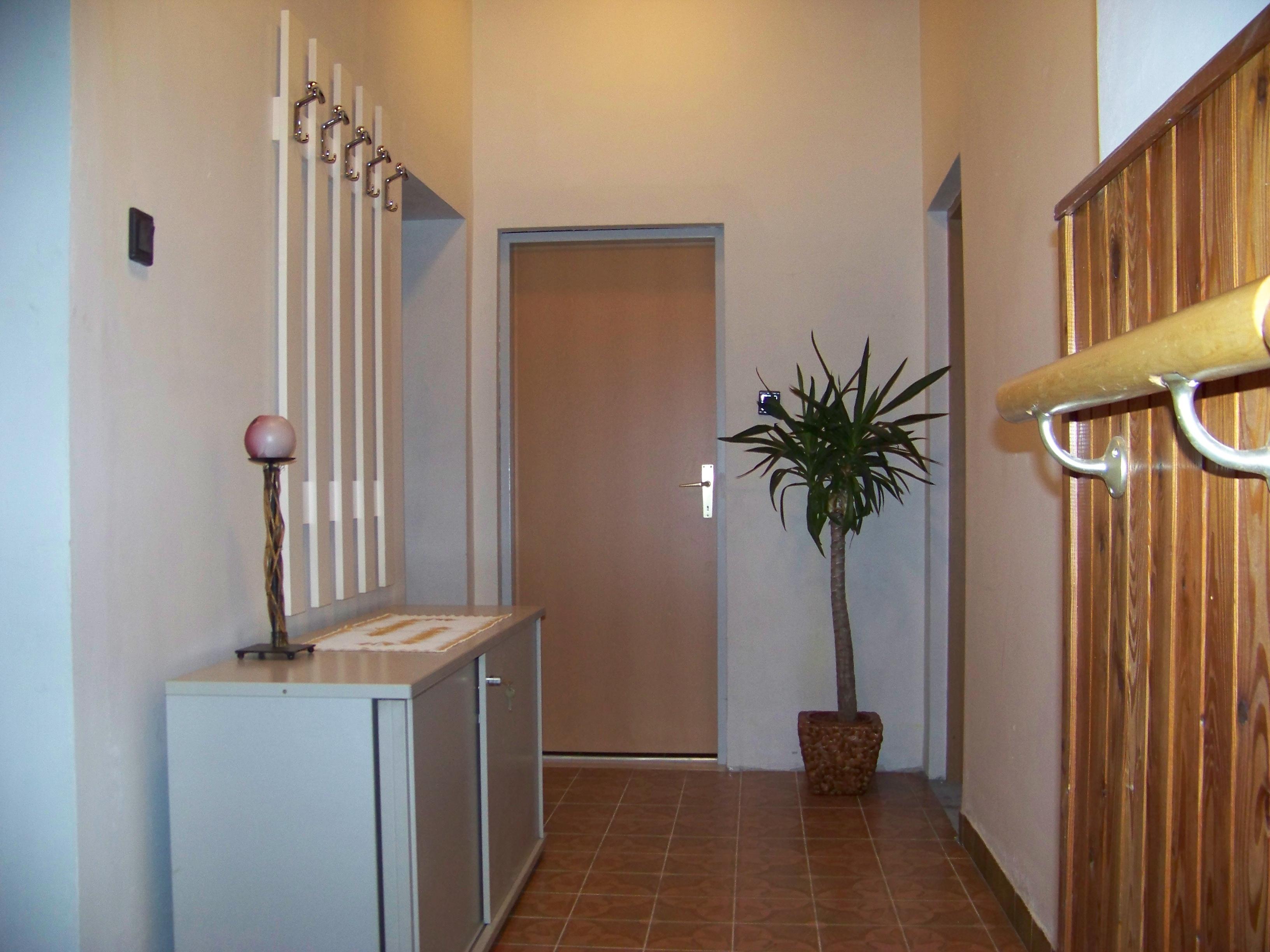 3 szobás apartman folyosó