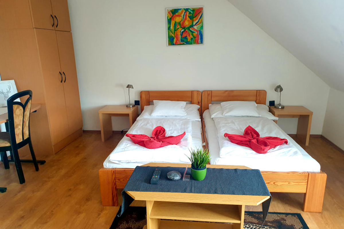 Apartman 39.2 Sopron szoba