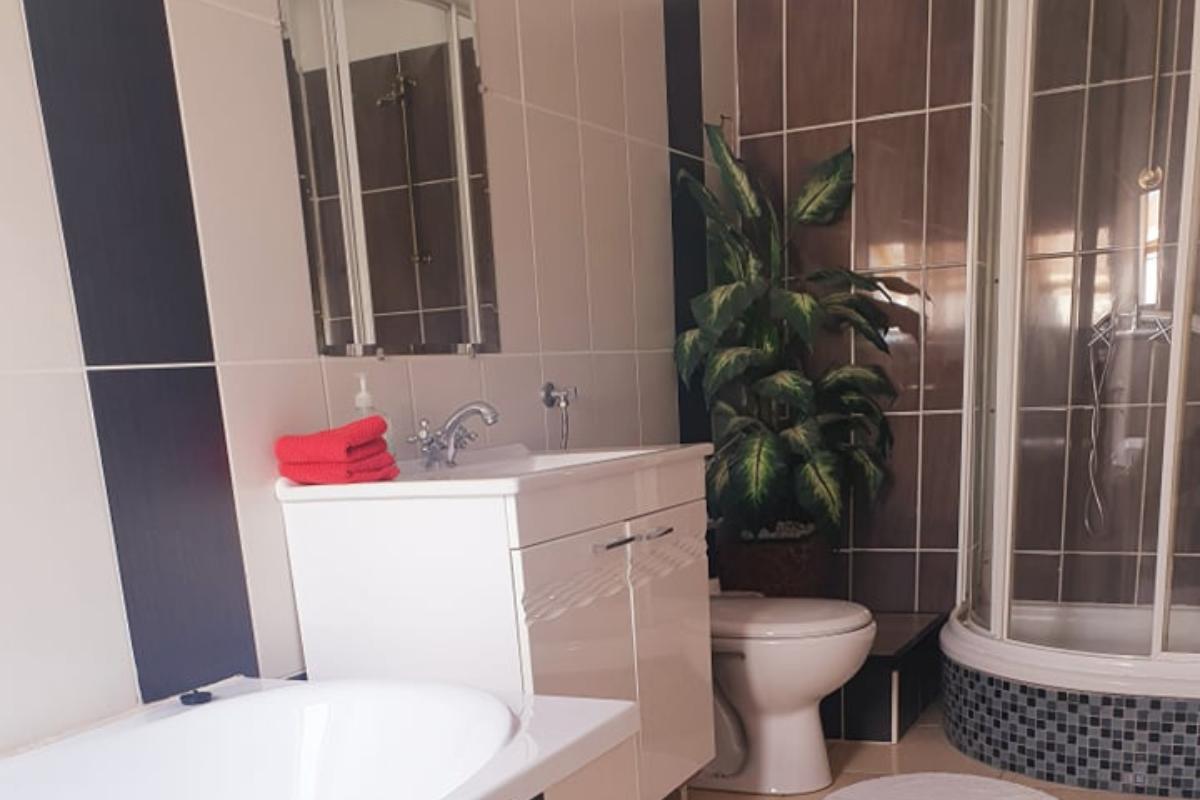 Apartman 39.2 Sopron fürdőszoba