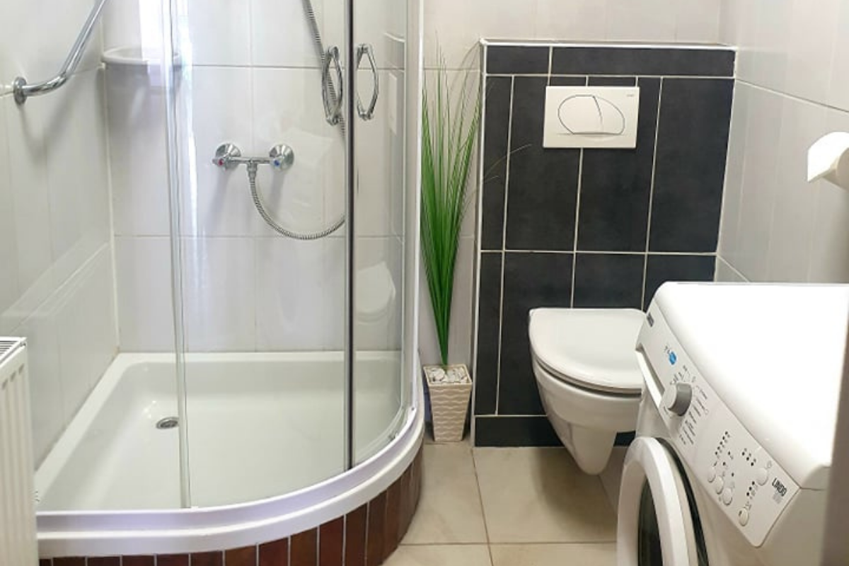 Apartman 37 Sopron fürdőszoba