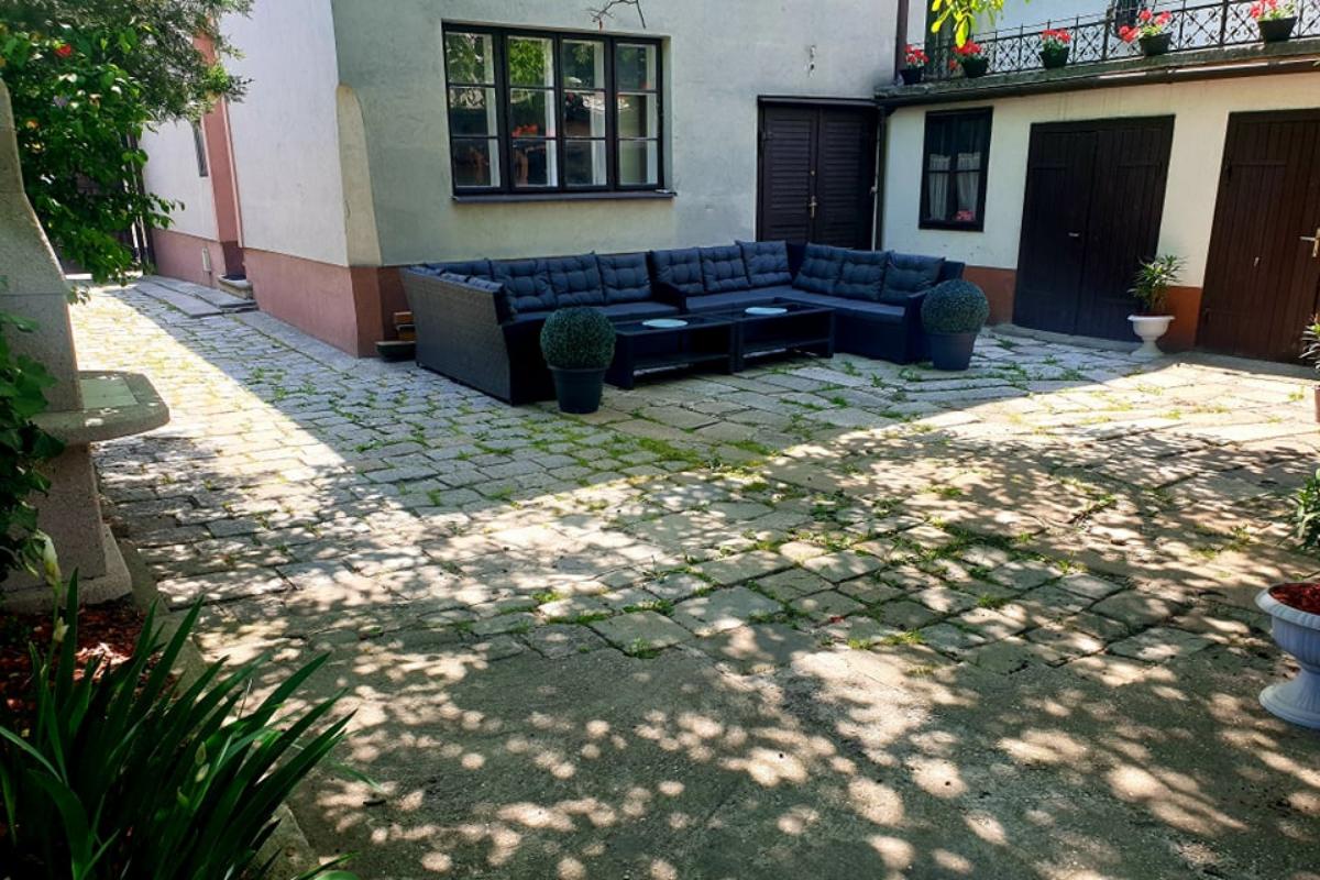 Apartman 37 Sopron udvar
