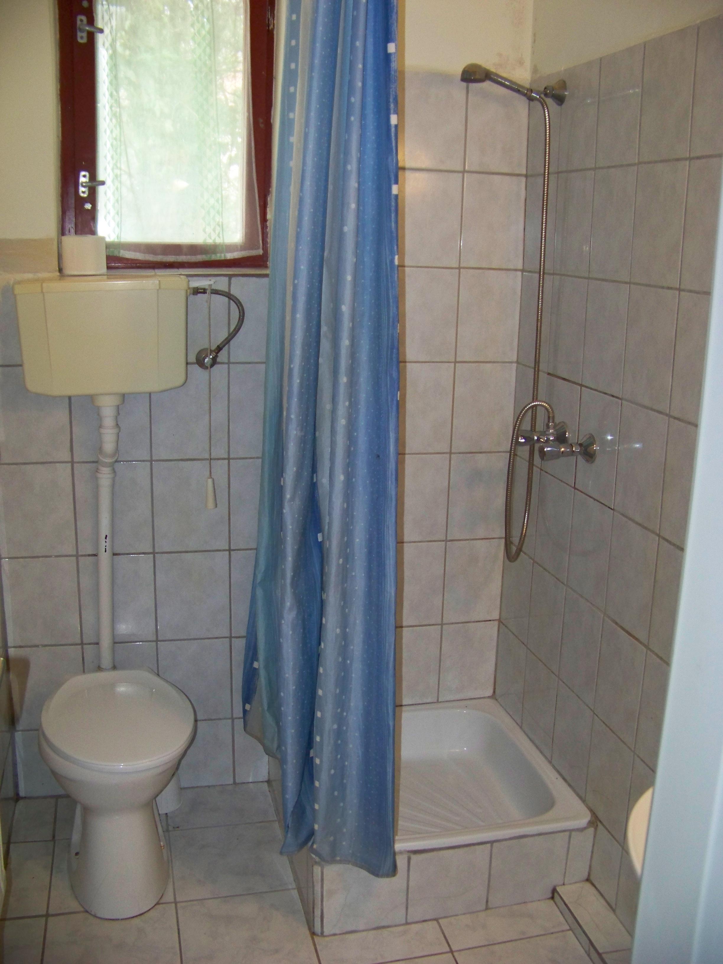 Trimmel Vendégház: fürdőszoba