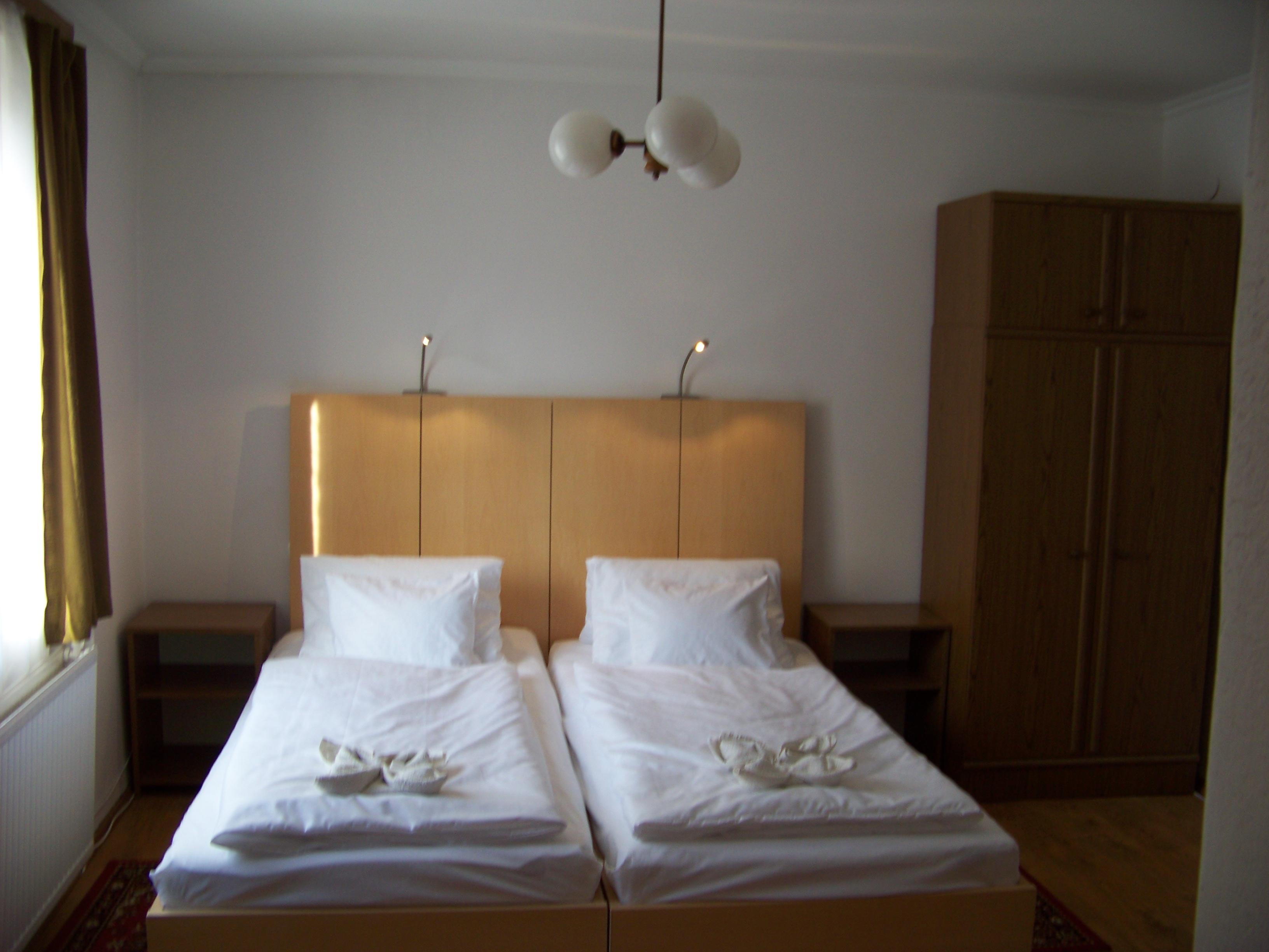 2 szobás apartman: 3 személyes szoba
